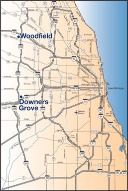 Illini Shuttle | O'Hare Woodfield Oakbrook Champaign-Urbana ... on